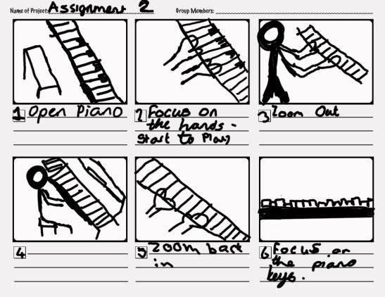 story board 1.1
